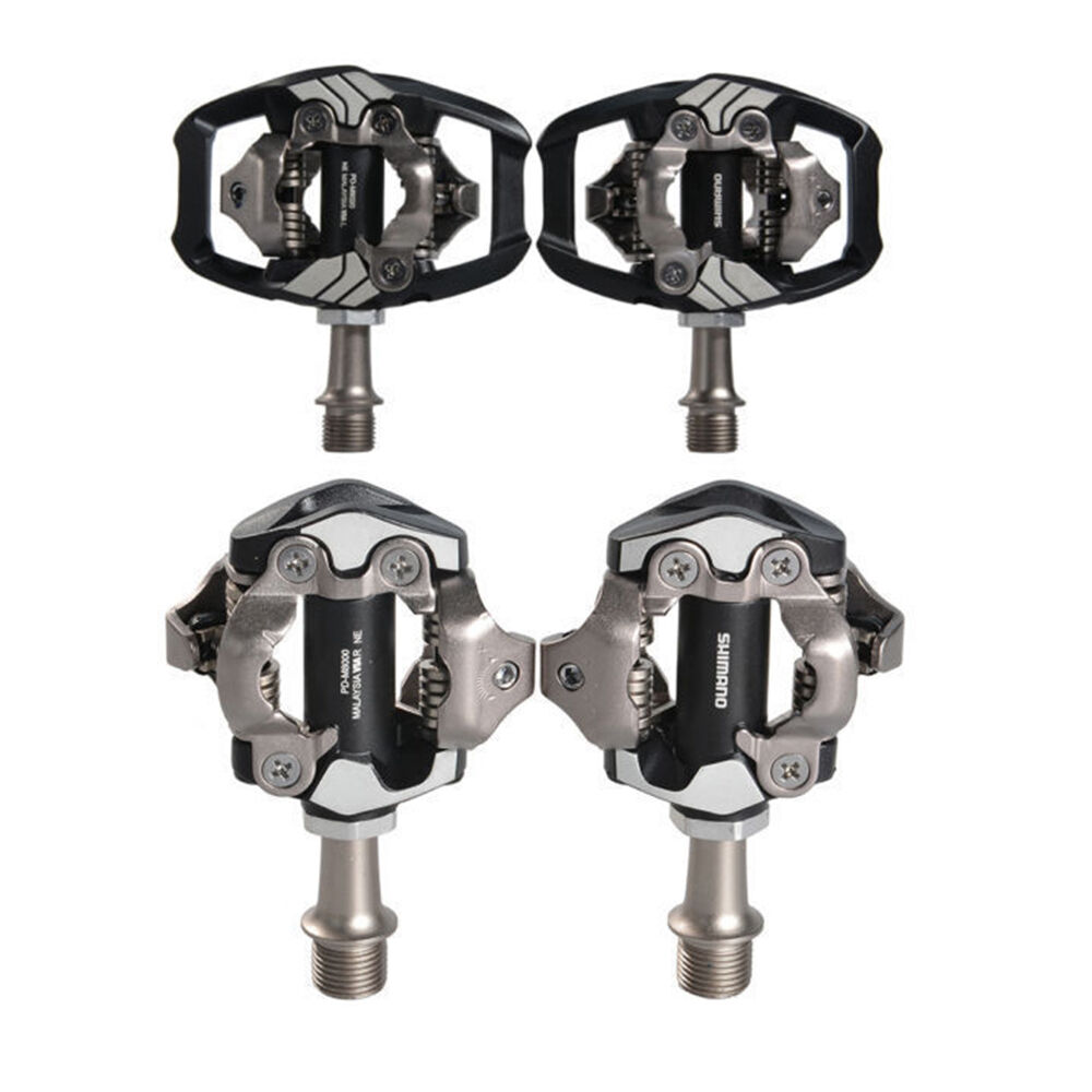 Shimano Deore PD-M8000 PD-M8020 SPD MTB Clipless  Pedals Cycling Bicycle Pedals  latest styles
