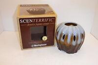 Westinghouse Scenterrific Wq510021 Ribbed Decorative Fragrance Warmer