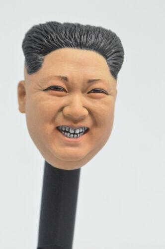 "1//6 Scale Asia Man Head Sculpt Figure Model F 12/""Male Body"