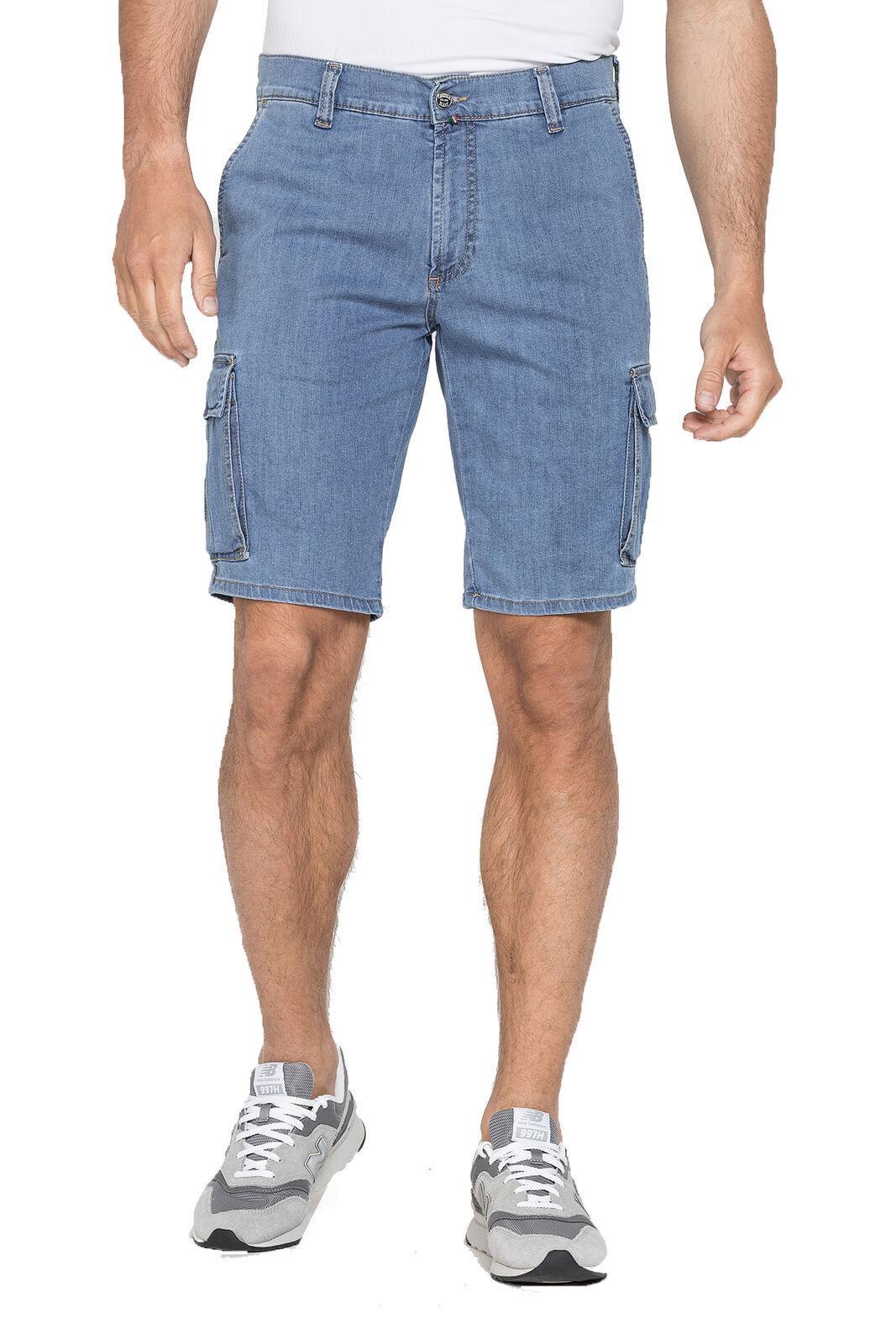 Carrera Jeans - Bermudas Vaqueras para hombre