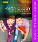 Psychology VCE Units 1&2 & Ebookplus by Linda Carter, John Grivas (Paperback, 2015)