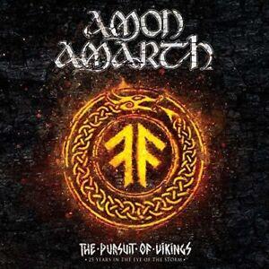 Amon-Amarth-The-Pursuit-of-Vikings-DIGIPAK-CD-amp-BLU-RAY-All-Regions-NEW