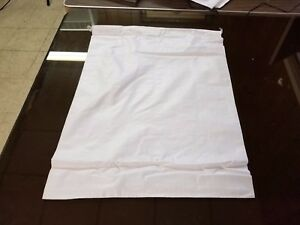 Details About 20 Sand Bag White Empty Sandbags Grain Heavy Duty Shipping Ng 17 5 X 23