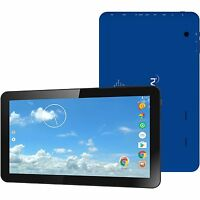 Iview Suprapad With Wifi 10.1 Touchscreen Tablet Pc Featuring Android 6.0 Blue