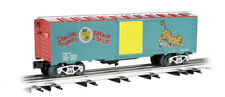 Williams 47080 O Gauge Ringling Brothers Tiger 40' Boxcar #33