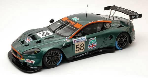 Aston Martin Dbr 9  58 Lm 2005 1 24 Model SPARK MODEL