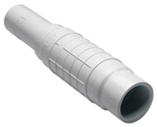 Flo-Span Expansion Coupling PVC Sch40 Slip Repair Union 118