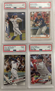 Baseball Mystery RePack With PSA Chases 1 Auto, #ed Card  & Hobby Pack Per Pack