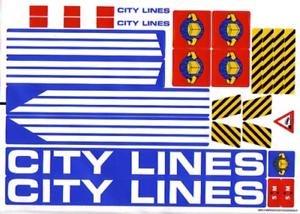 Sticker aus Set 7994 Großer Hafen mit Kran LEGO City Aufkleber