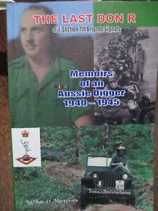 Australian-WW2-History-of-Despatch-Rider-Battle-Of-Milne-Bay-Bougainville-book