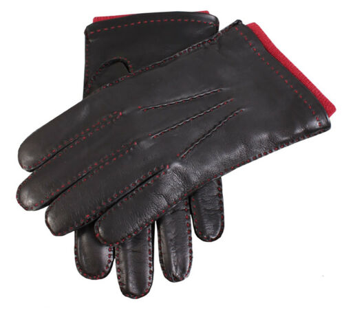 Dents Westminster Cashmere lined hairsheep leather gloves