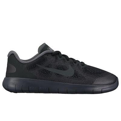 Nike Nike Free RN 2017 (GS) BlackBlack 904255 001 Sz 4.5 7 | eBay