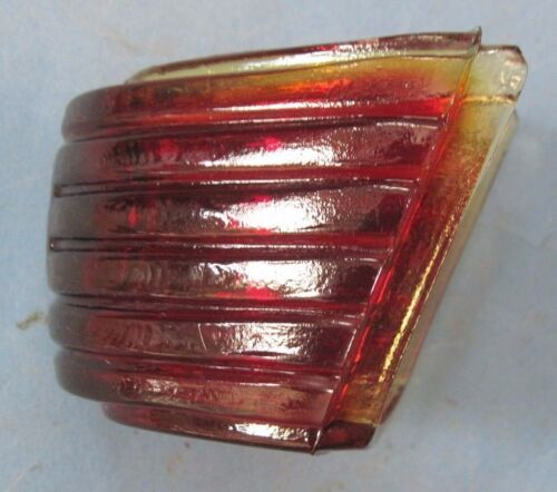 1941 Dodge center trunk lens used with trunk handle excellent NOS