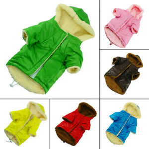 Winter-Dog-Clothes-Fur-Lined-Dog-Coat-Puffer-Hoodie-Pet-Winter-Coat-Puppy-Jacket