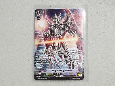 ENIGMAN GIGASTORM G-CHB02//S19EN SP CARDFIGHT VANGUARD CARD