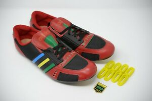 Details zu Adidas Eddy Merckx shoes New Old Stock NOS Made in France lovely!