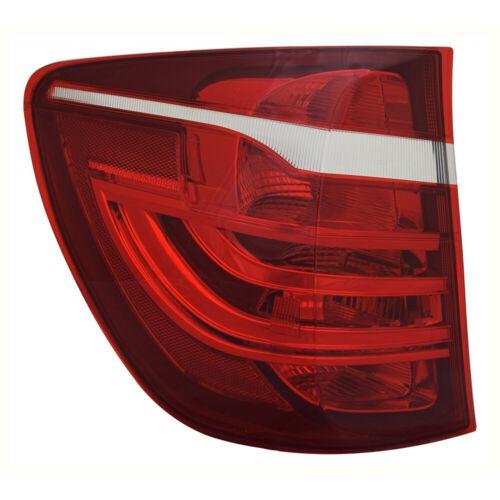 Tail Light Assembly TYC 11-12056-00 fits 11-17 BMW X3