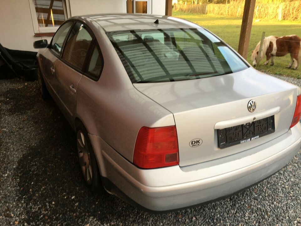 VW Passat, 2,8 V6 Highline, Benzin