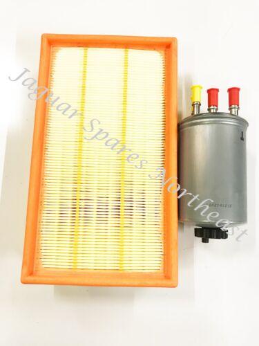 JAGUAR S TYPE 2.7 TURBO DIESEL filtro carburante e Kit Filtro dell/'aria