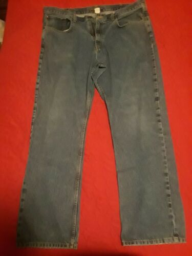 38x32 Bauer Eddie Jeans Dark pour denim hommes Wash en YUxqwF6xO