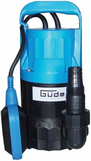 Güde Schmutzwasserpumpe Tauchpumpe Pumpe GSX 1101