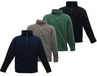 Regatta Barricade Mens 350 Series Extra Heavy Warm Winter Weight Fleece Jacket