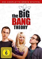 THE BIG BANG THEORY, Staffel 1 (3 DVDs) NEU+OVP