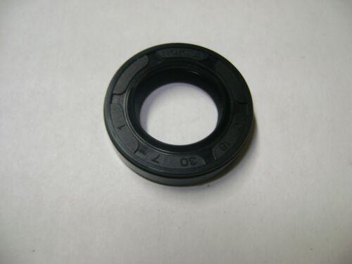 NEW TC 18X30X7 DOUBLE LIPS METRIC OIL DUST SEAL 18mm X 30mm X 7mm