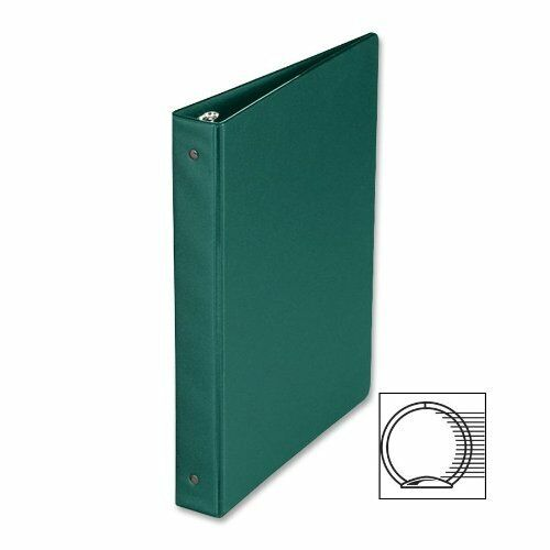 """Business Source Ring Binder - Letter - 8.50"""" X 11"""" - 3 X Round Ring (bsn28556)"""