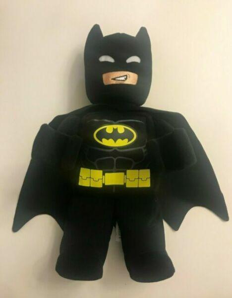 "Stuffed Figure D.C. LEGO The Joker Movie Minifigure Plush 12/"" BRAND NEW W//TAGS"