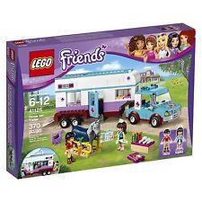 LEGO Friends 41125 Horse Vet Trailer Building Kit (370 Piece) by LEGO