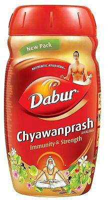 Dabur Chyawanprash Immune Support 250g chemical-free, natural & Safe