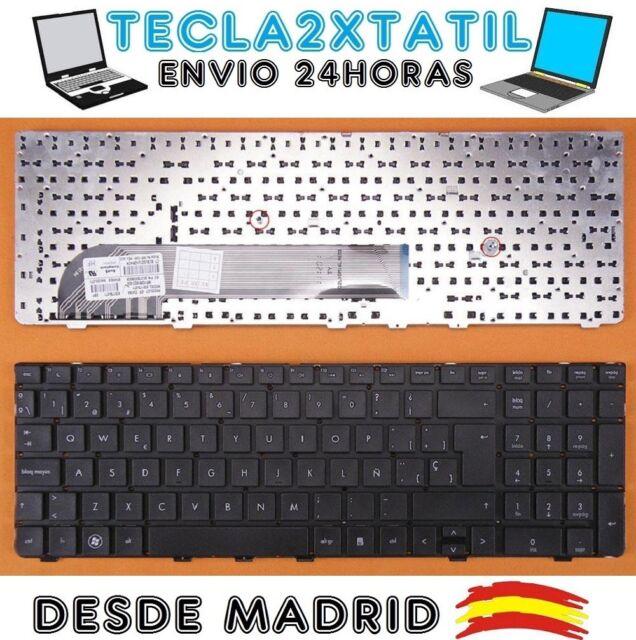 TECLADO PARA PORTATIL HP ProBook 4740s B0Y85EA EN ESPAÑOL NEGRO SIN MARCO
