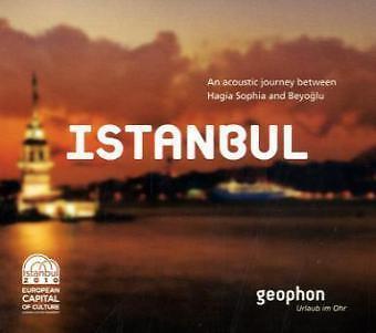 1 von 1 - Istanbul - an accoustic journey - Pia + Matthias Morgenroth (2010) CD wie NEU!!