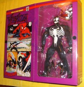 Medicom Venom Marvel Action Spiderman Action Rah Mib 1: 6 Figure Chaude Japon 12   Medicom Venom Marvel Spiderman Action Rah Mib 1:6 Hot Figure Japan 12