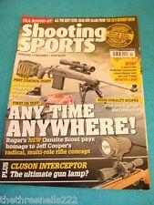 SHOOTING SPORTS - CLUSON INTERCEPTOR GUN LAMP - OCT 2011