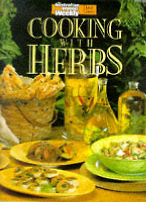 "1 of 1 - Cooking with Herbs (""Australian Women's Weekly"" Home Library), , Very Good Book"