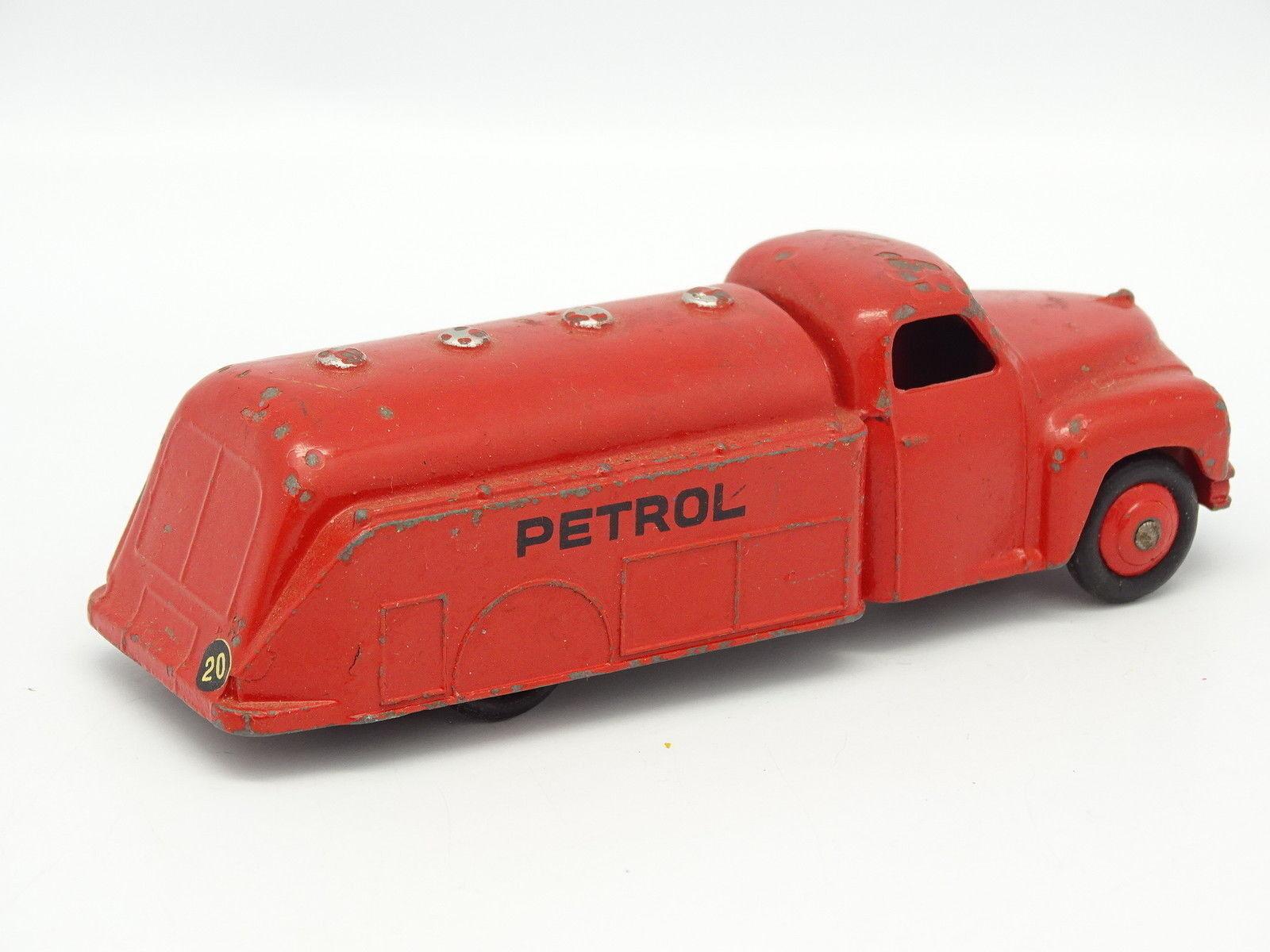 Dinky Toys GB SB 1 1 1 43 - Tanker Petrol Red 4c61a1