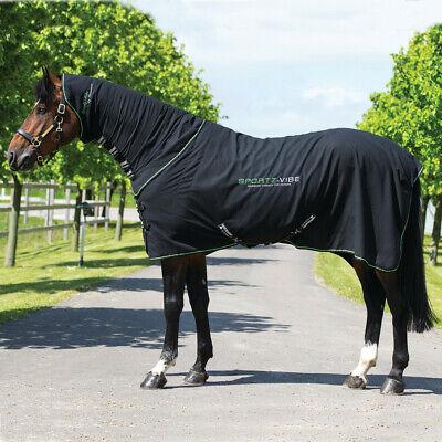 Horseware Sportzvibe Horse Rug-coperta Da Massaggio- Ricco E Magnifico