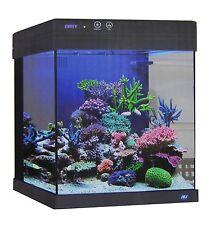 10 Gallon Cubey Black Nano Aquarium All in One Fish Tank New by JBJ