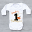 My First 1st Halloween Personalised Baby Vest Pumpkin Baby Grow Bodysuit