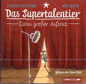 Das-Supertalentier-Lunas-grosser-Auftritt-2-CD-s-NEU-B-WARE