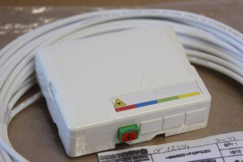 NEUF Coffret dtio//pto 1SC//APC avec fibre optique 20M CASANOVA H665001FOPC20