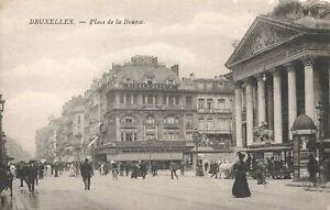 R214018 Bruxelles. Place de la Bourse