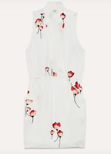 NWT XS Aritzia Wilfred Sabine Dress in Oak Apple Apple Apple Butter 21270a