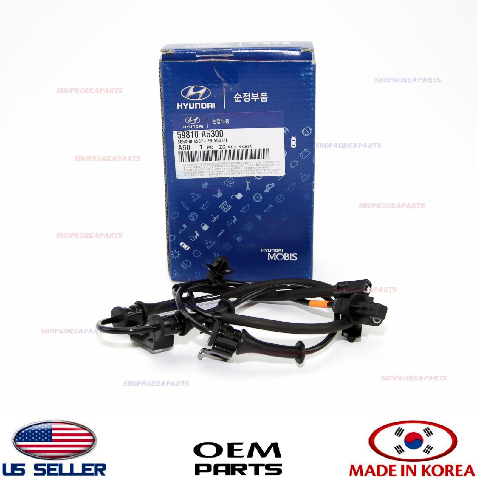 Genuine Hyundai 95675-34000 ABS Wheel Sensor