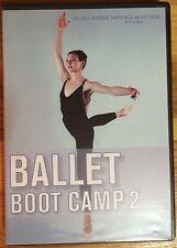 Ballet Boot Camp 2 (DVD, 2003)