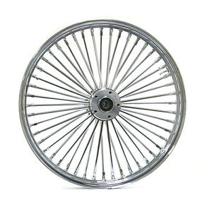fat spoke 26 u0026quot  big wheel front chrome 08