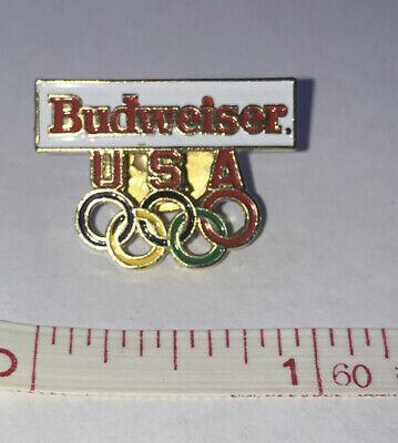 Budweiser Beer Can Vintage Enamel Pin #2