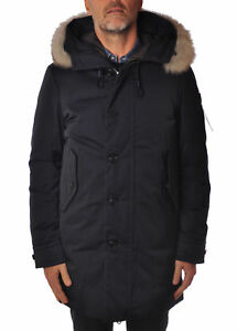 brand new f6490 52bc4 Details about Peuterey - Men's jackets - Male - Blue - 4604220M173631